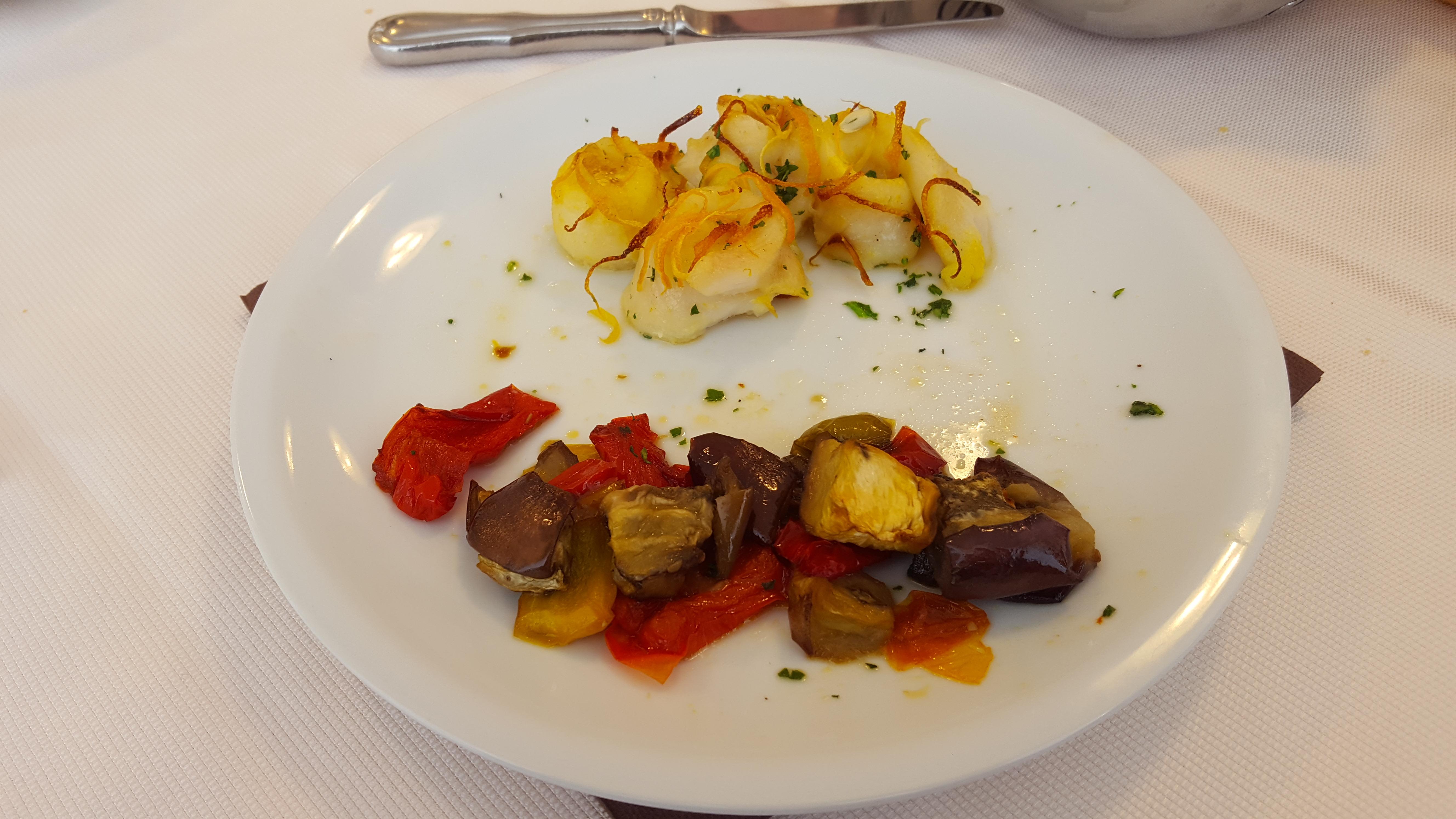 I Piatti dello chef