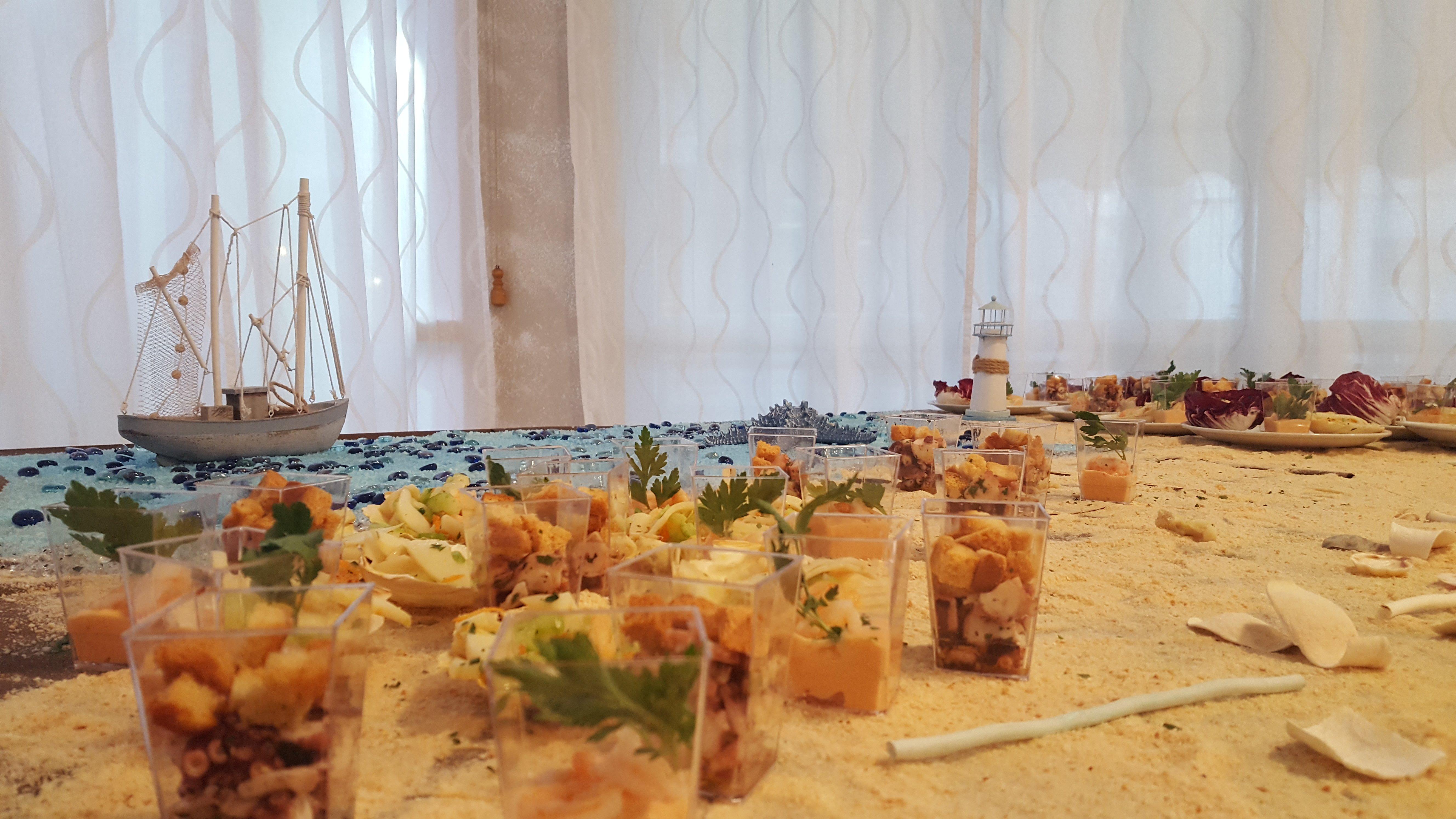 Il mare sulla tavola