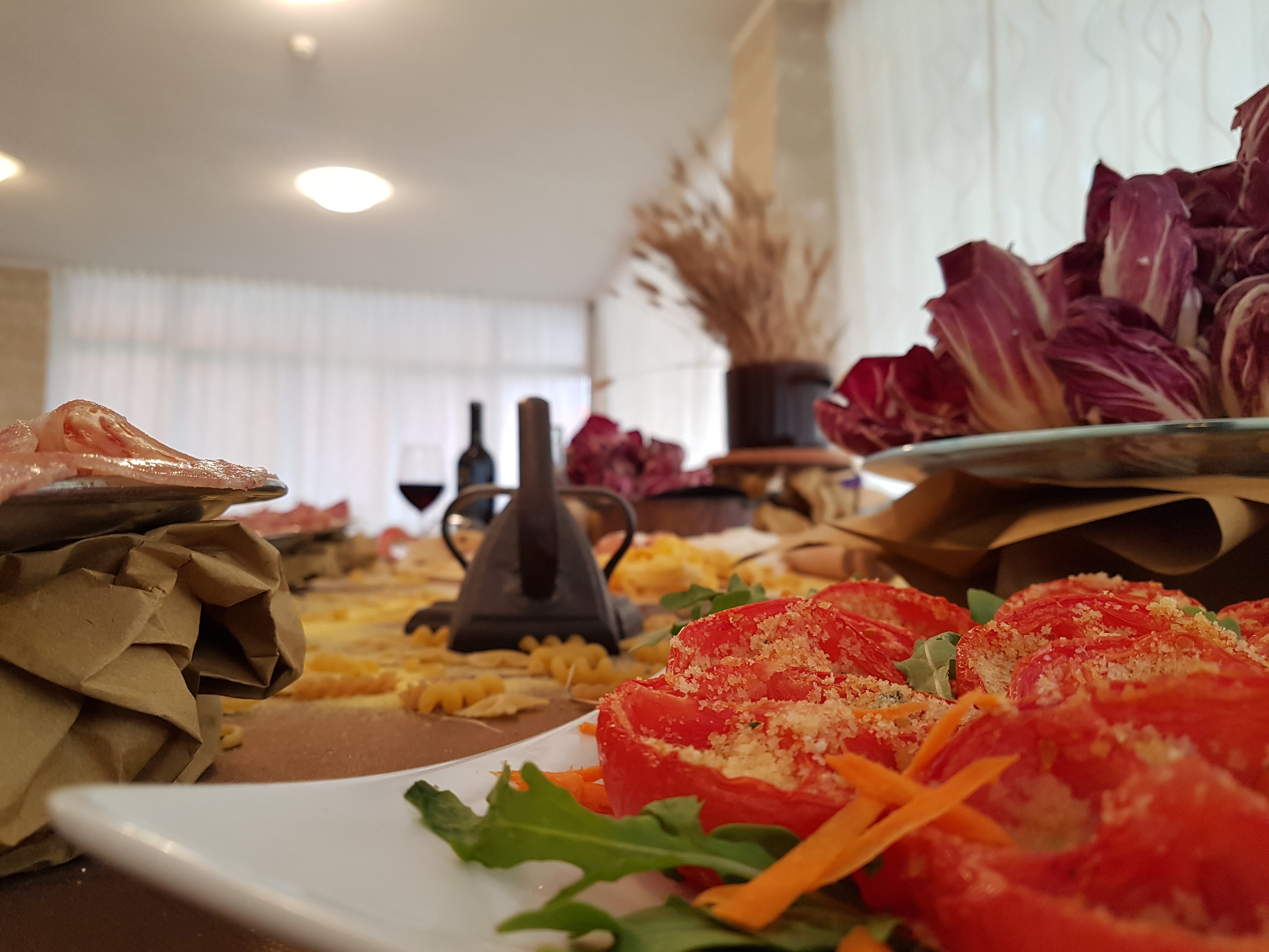 Buffet cena romagnola